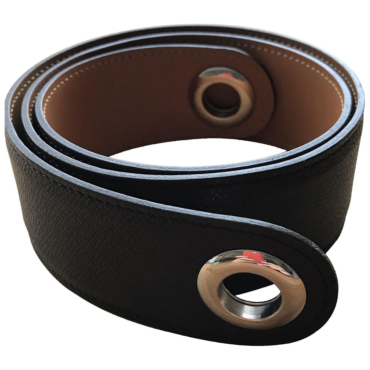 Hermès \N Brown Leather belt for Women L International
