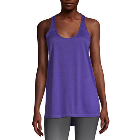 Xersion Womens Performance Tank Top, X-large , Purple