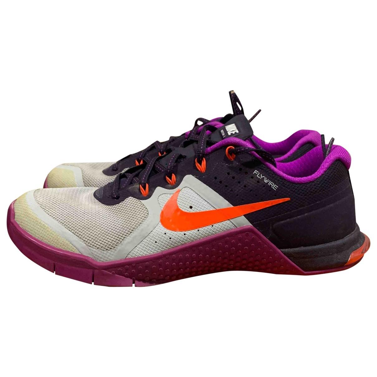 Nike \N Grey Trainers for Women 37.5 EU