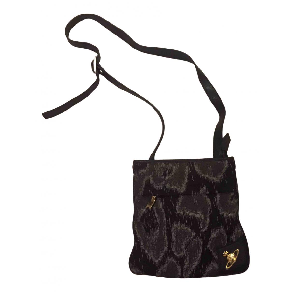 Vivienne Westwood \N Black Cloth handbag for Women \N