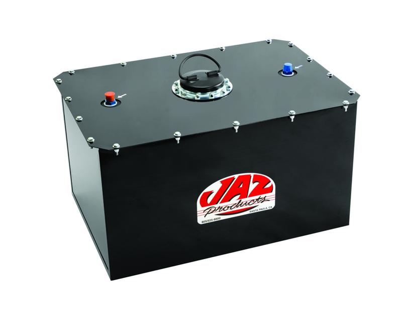 JAZ 274-132-NF1 32-Gallon Black Pro Sport Fuel Cell 90-Degree Fill Cap 31