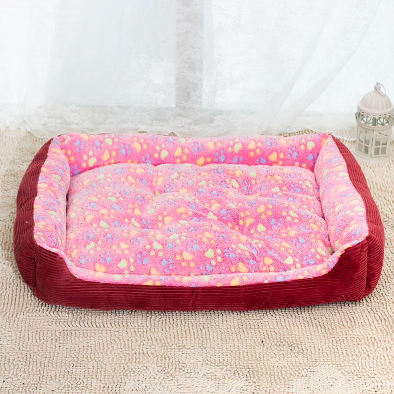 Removable Washable Pet For Dog&Cat bed