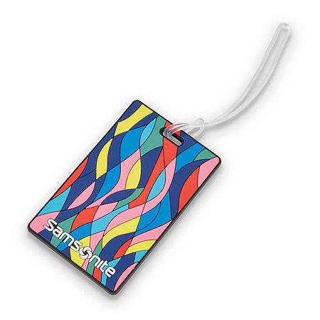Samsonite Designer ID Tags, One Size , Multiple Colors