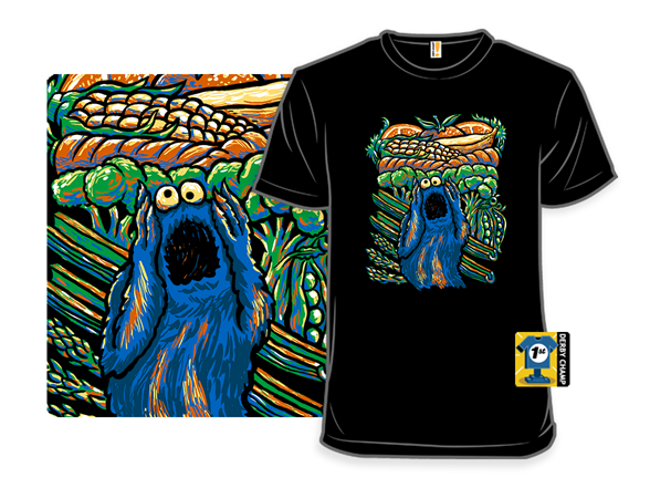 A Monstrous Scream T Shirt