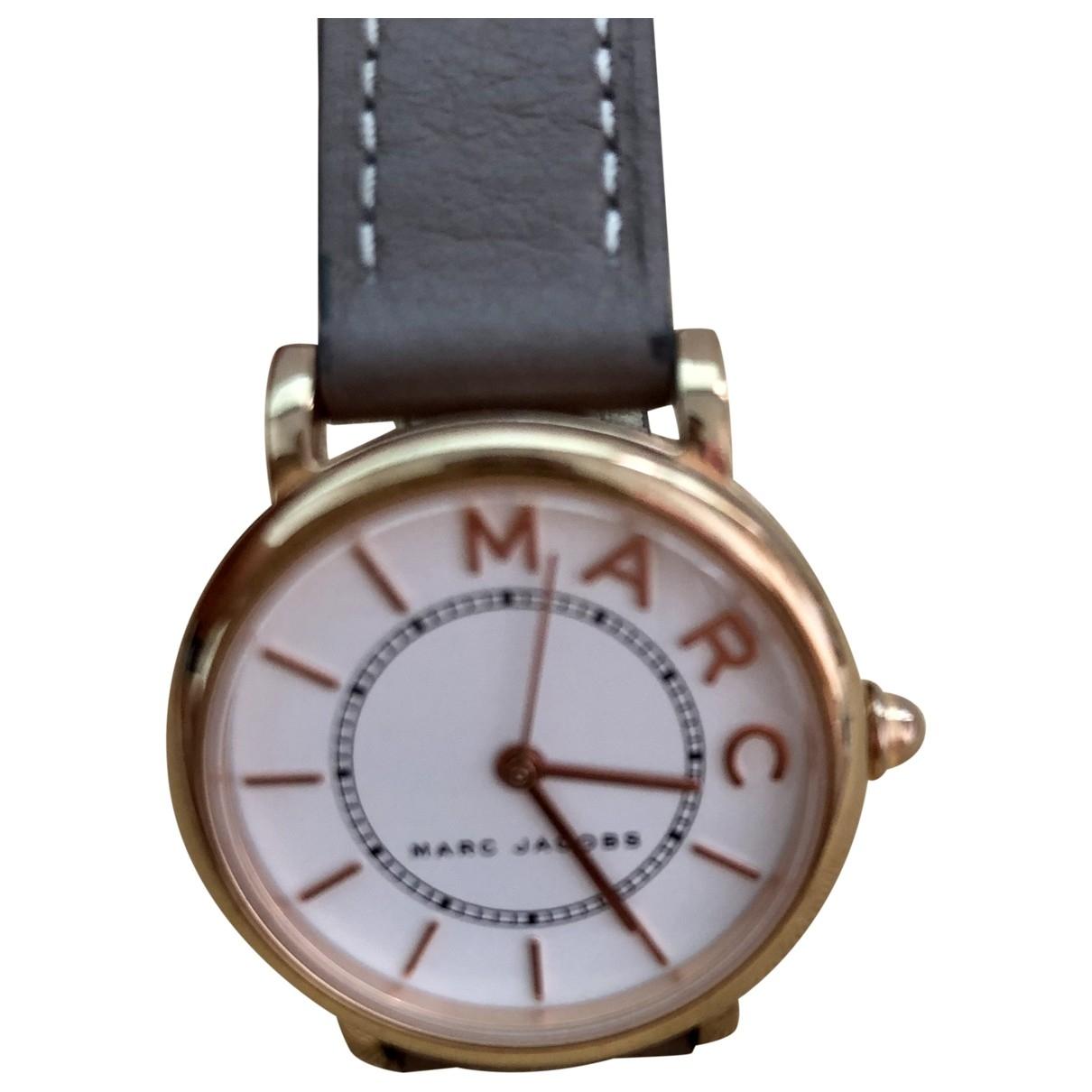 Marc Jacobs \N Brown Steel watch for Women \N