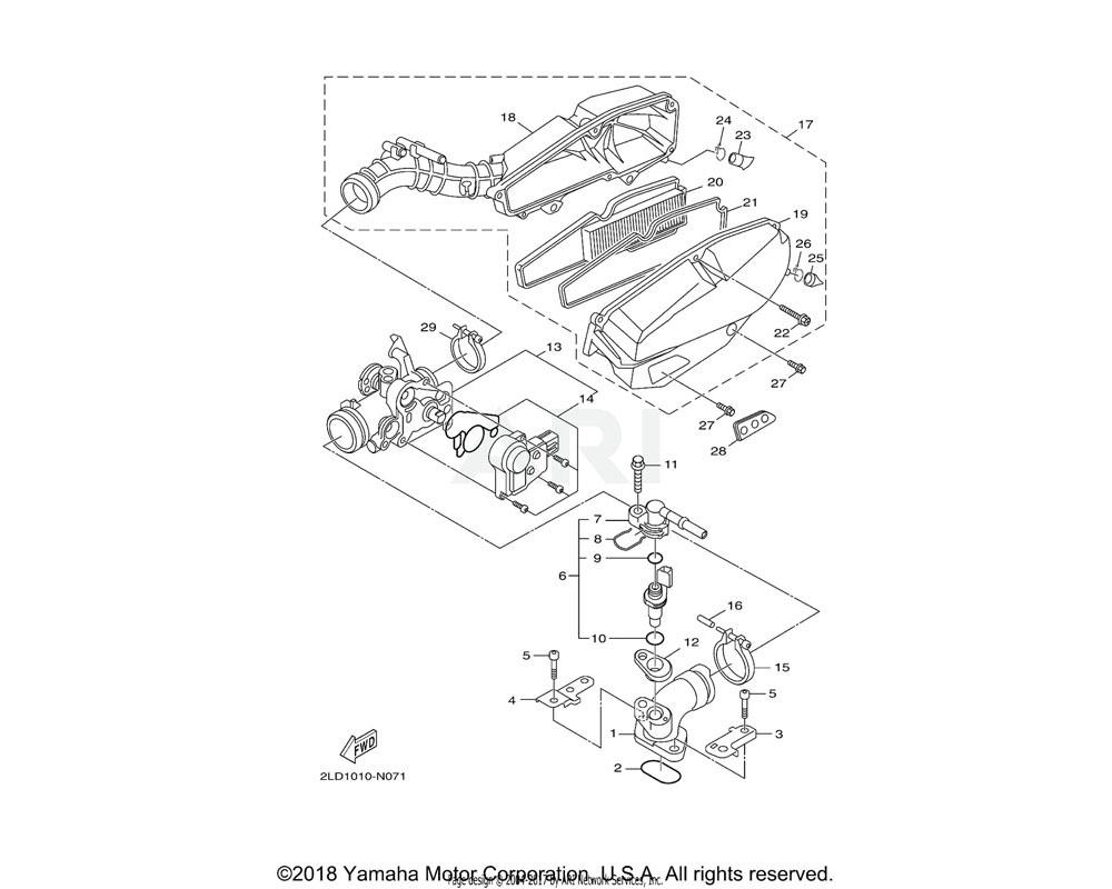 Yamaha OEM 4P9-E3575-00-00 BAND