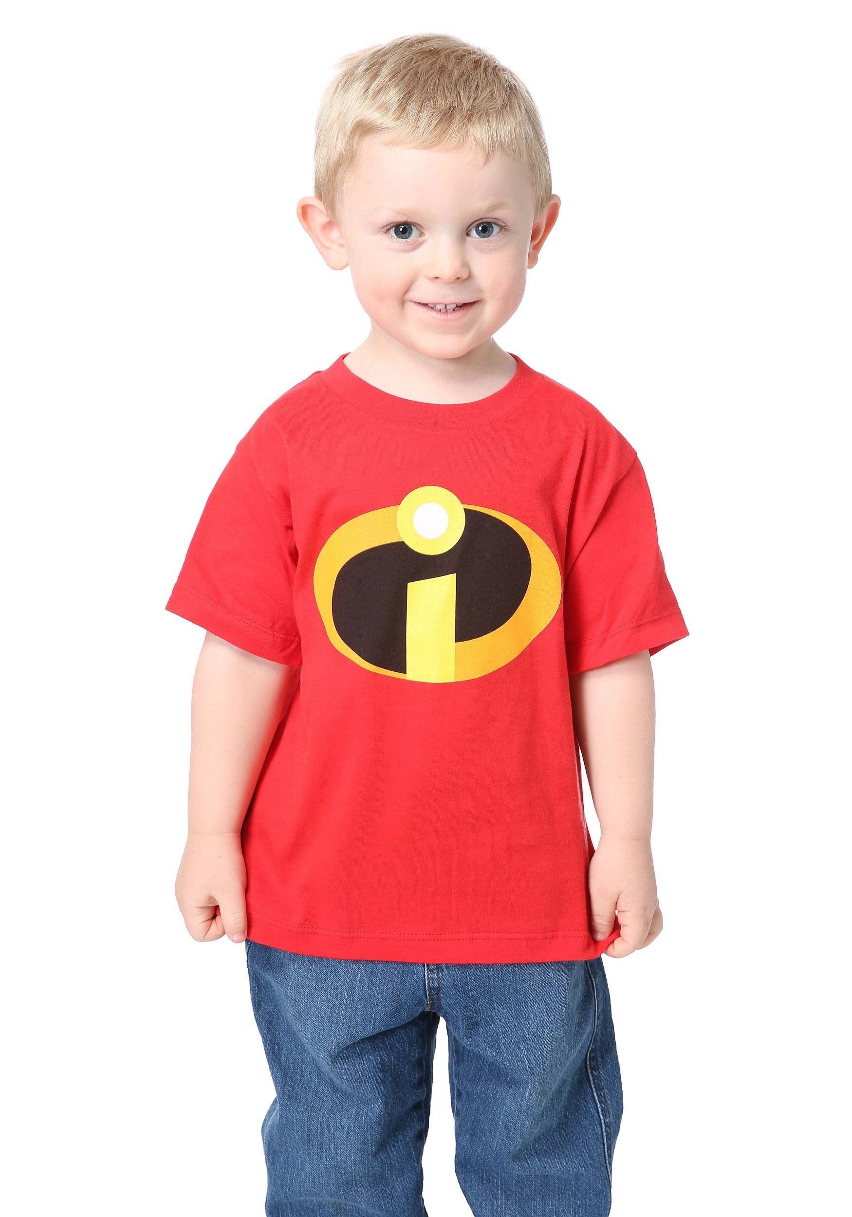 Incredibles Costume Tee for Toddlers