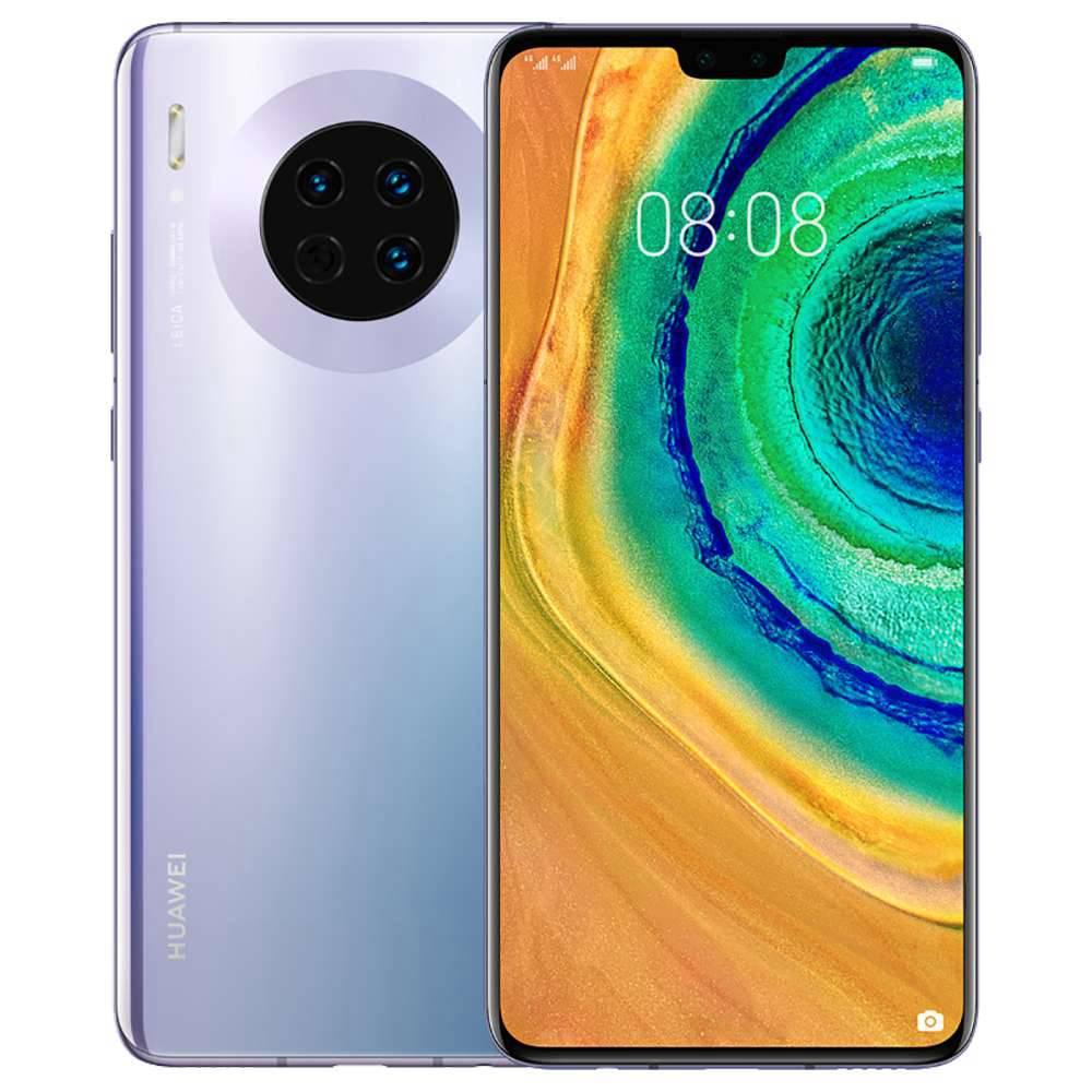 HUAWEI Mate 30 5G 6.62 Inch 8GB 256GB Smartphone Space Silver