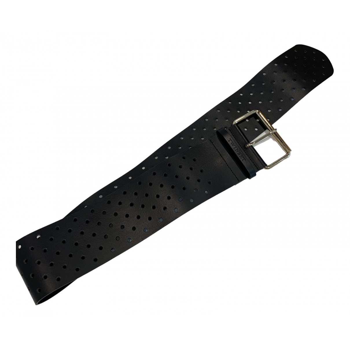 Twin Set \N Black Leather belt for Women S International