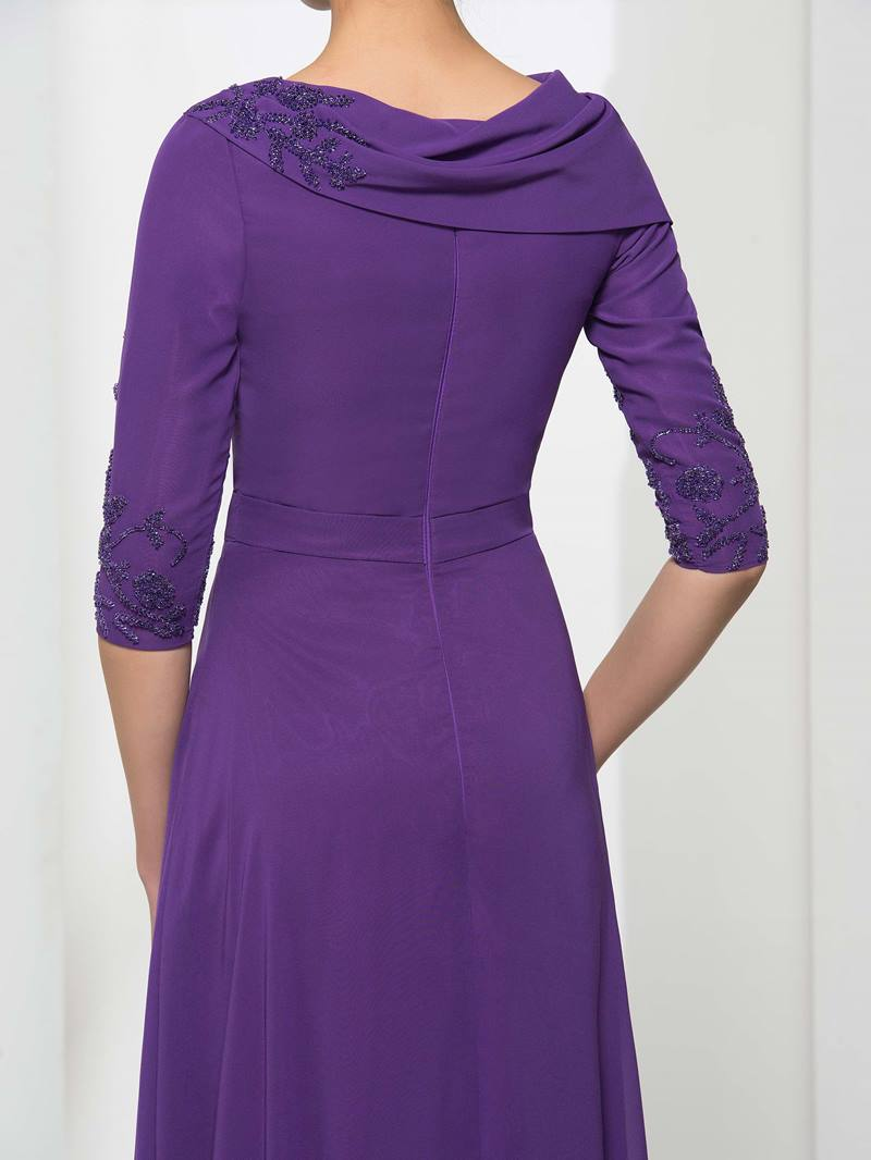 Ericdress Beautiful Half Sleeves A Line Mother Of The Bride Dress