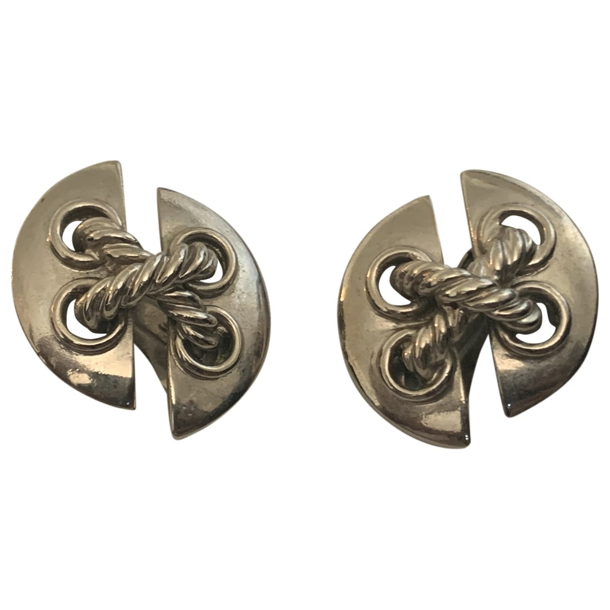 Paco Rabanne \N Silver Metal Earrings for Women \N