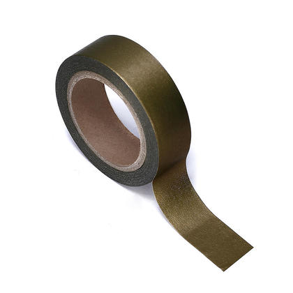 Washi Tape Or 15mmX10m 1Pcs LivingBasics ™