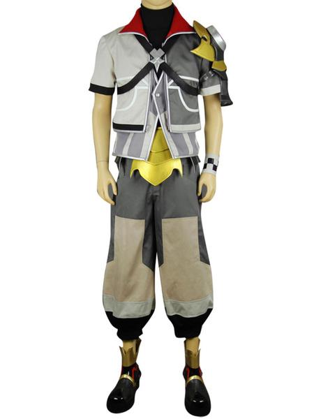 Milanoo Kingdom Hearts Ventus Halloween Cosplay Costume Halloween