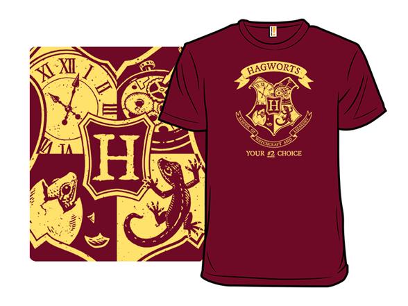 Backup School T Shirt