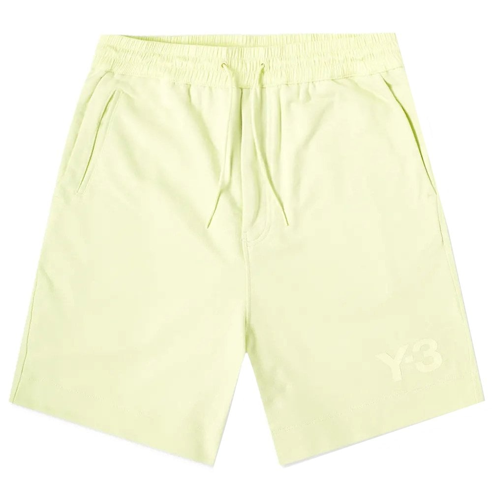 Y-3 Try Shorts Colour: YELLOW, Size: SMALL