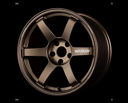 Volk Racing WVDGV35EA TE37 Saga Wheel 18x8.5 5x114.3 35mm Bronze