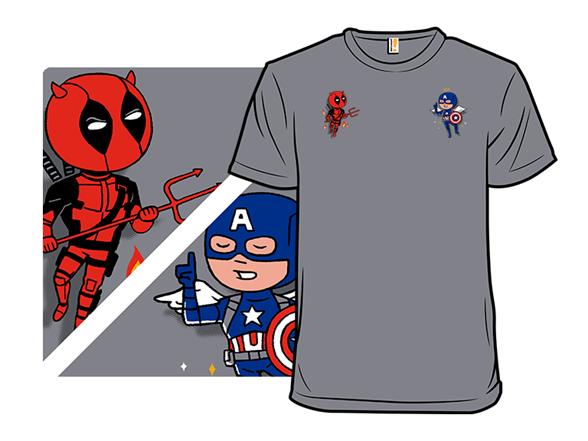 Marvelous Influences T Shirt