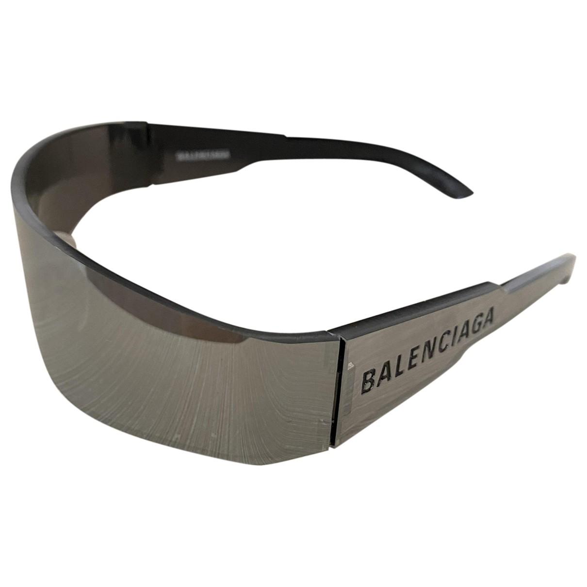 Balenciaga \N Silver Sunglasses for Women \N