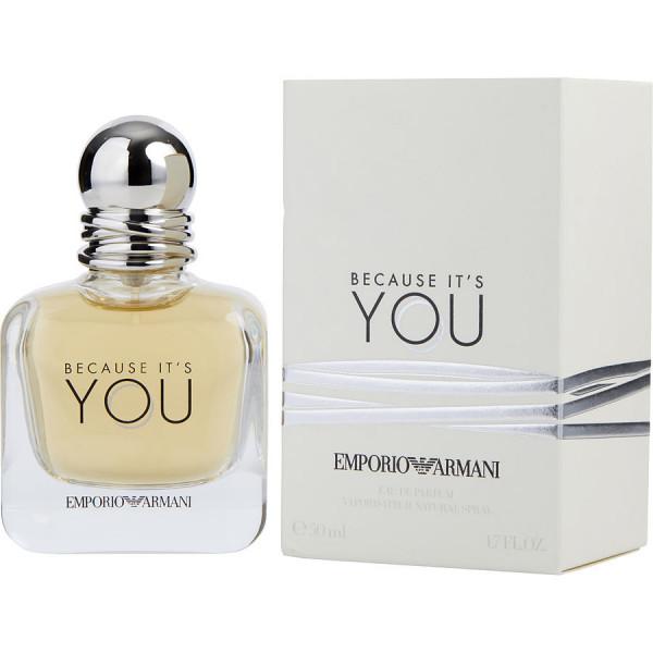 Giorgio Armani - Emporio Armani Because It's You : Eau de Parfum Spray 1.7 Oz / 50 ml