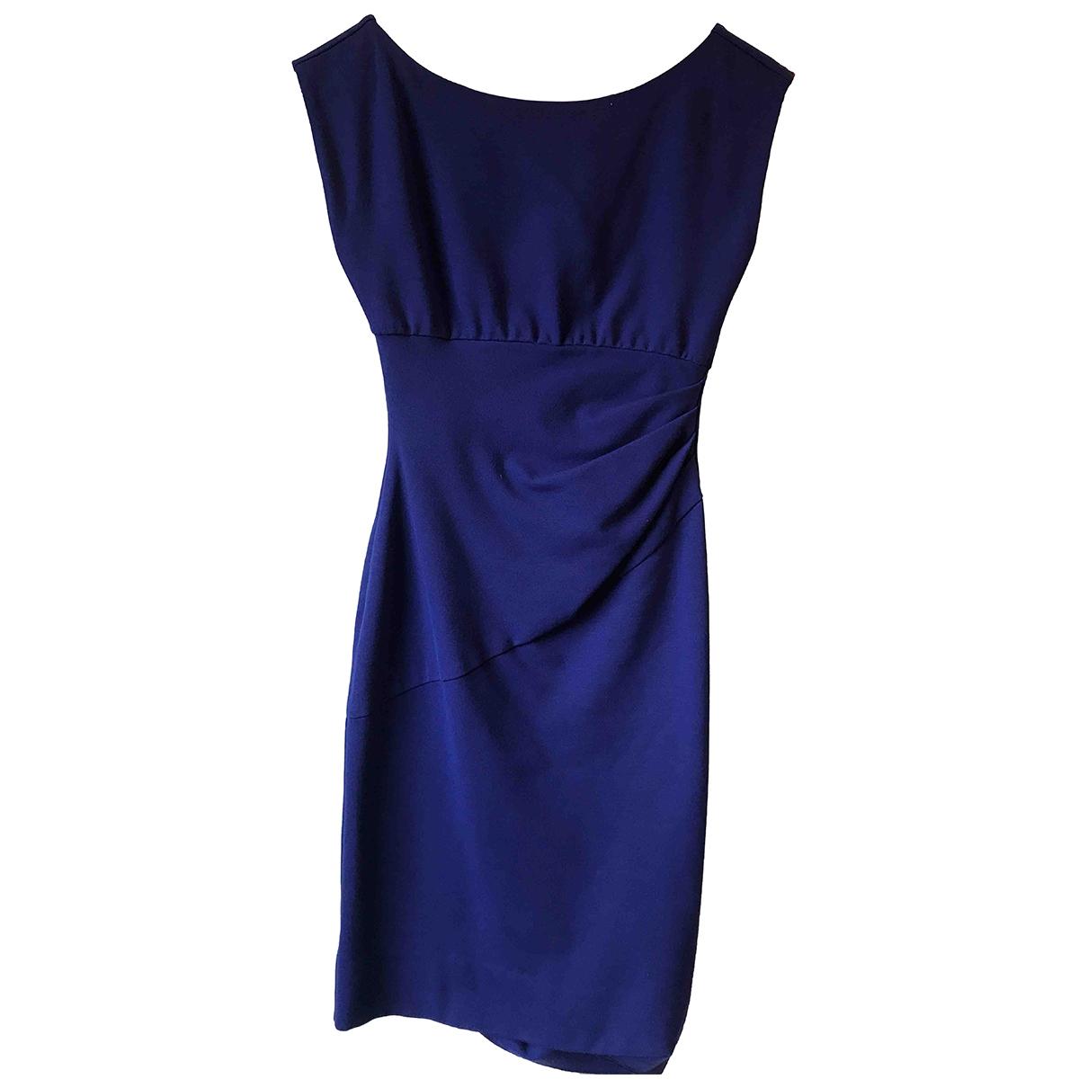 Diane Von Furstenberg \N Blue dress for Women 2 US