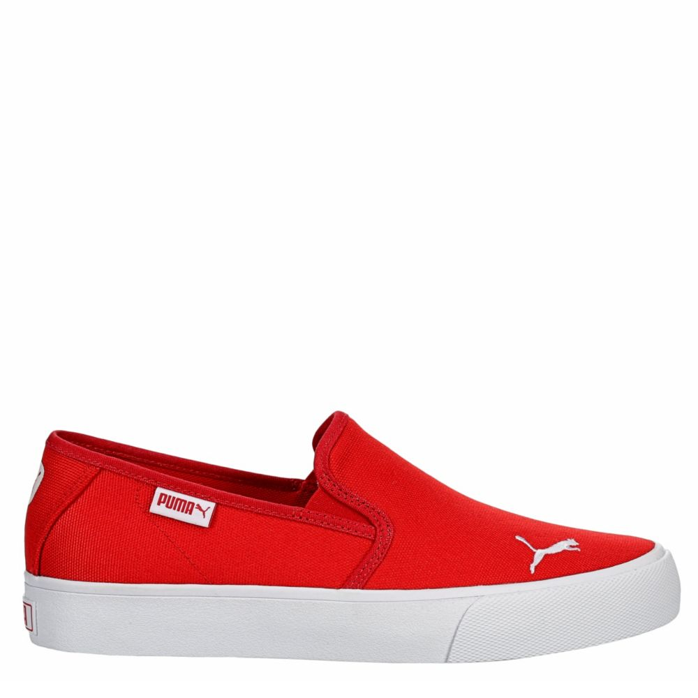 Puma Womens Bari Slip Shoes Sneakers