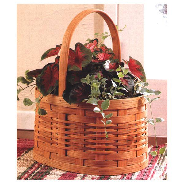 Woodworking Project Paper Plan to Build Best-of-Show Basket