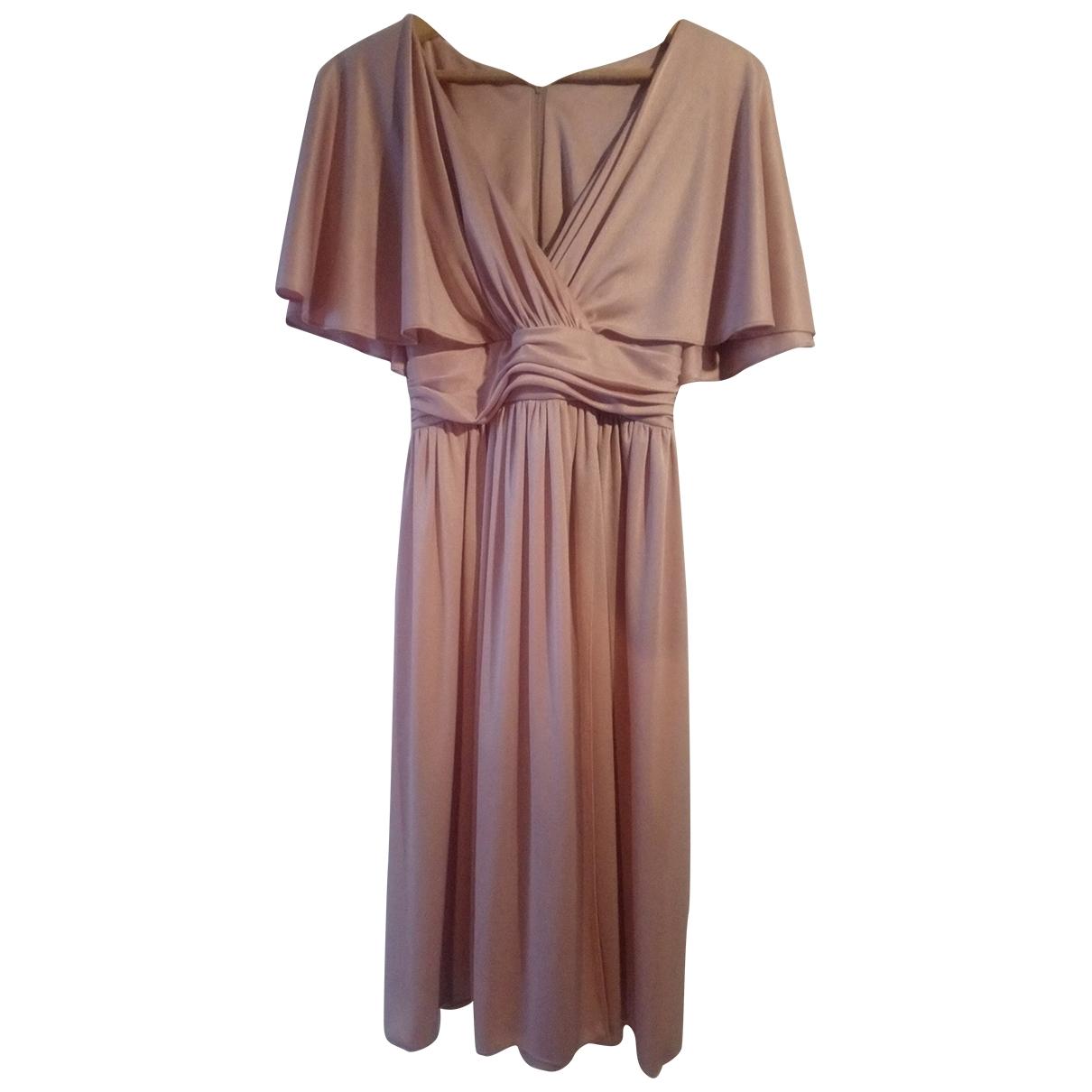 American Vintage \N Pink dress for Women 38 FR