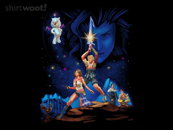 Star Fantasy T Shirt