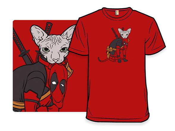 Catpool T Shirt