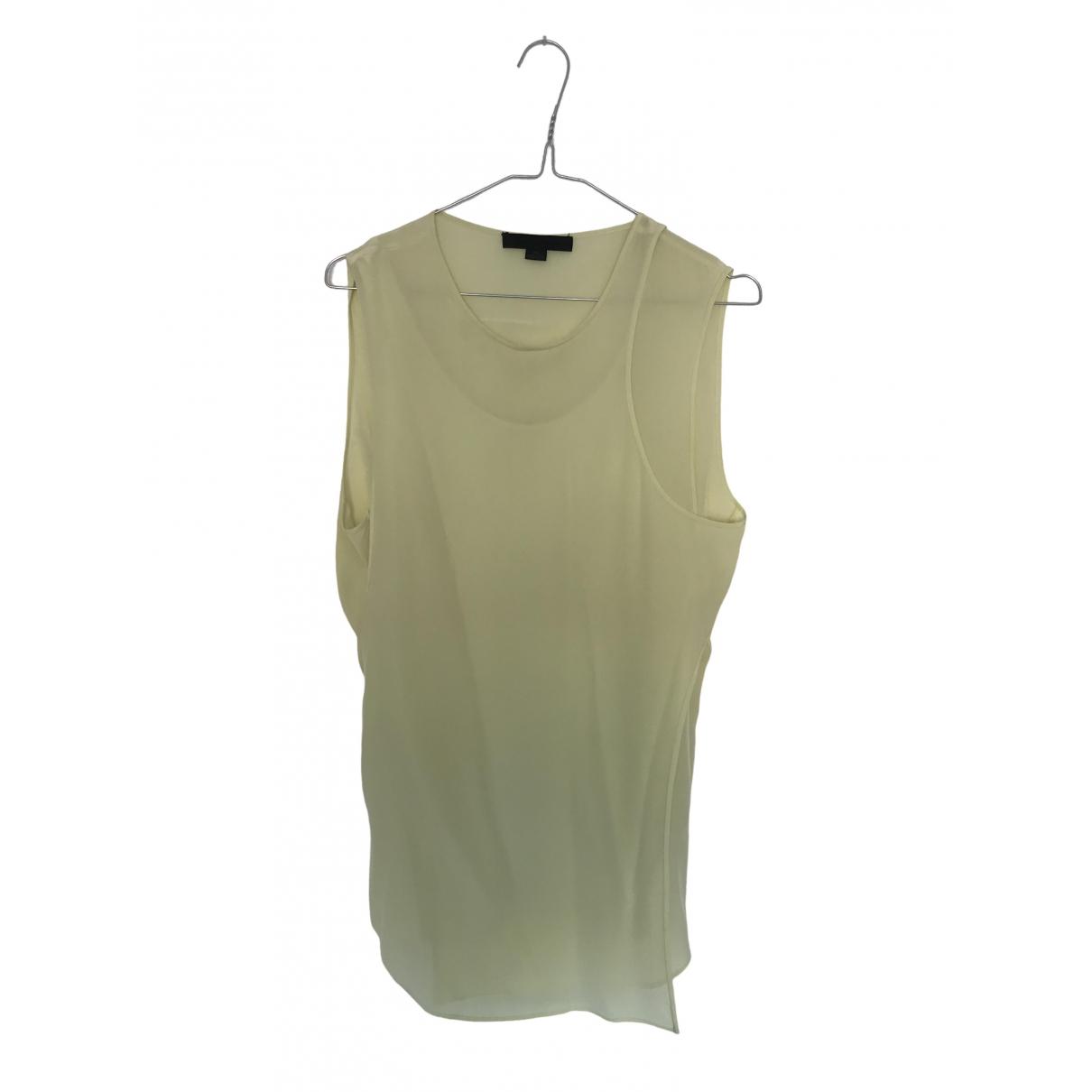 Alexander Wang \N Green Silk  top for Women S International