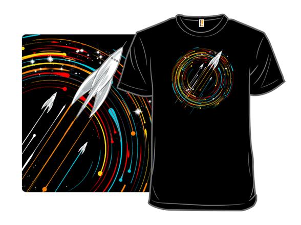 Explore The Stars T Shirt
