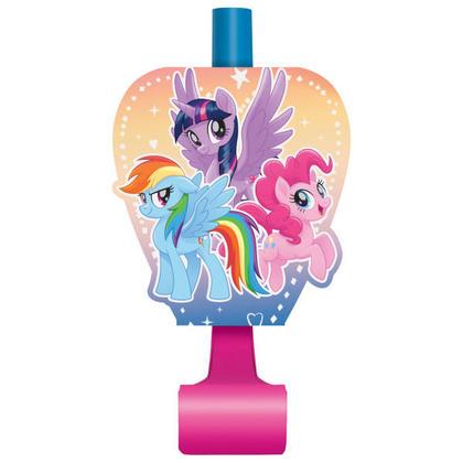 My Little Pony 8 Blowouts Pour la fête d'anniversaire