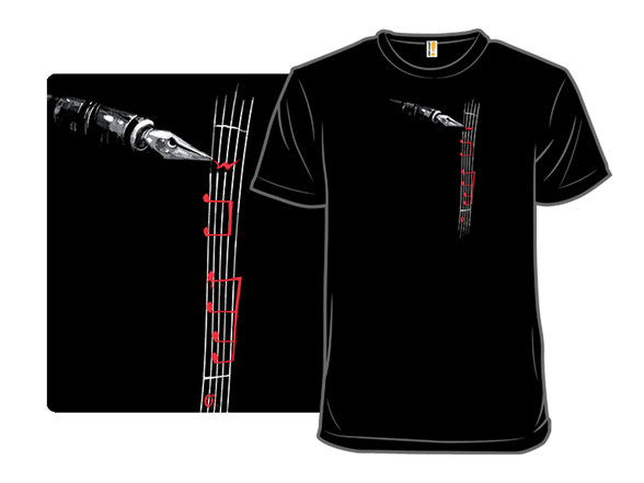 Sound Of Silence T Shirt