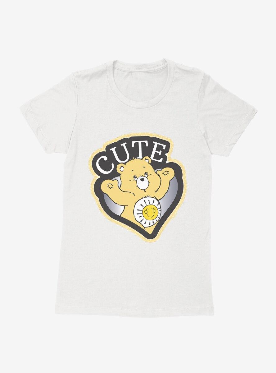 Care Bears Funshine Cute Womens T-Shirt