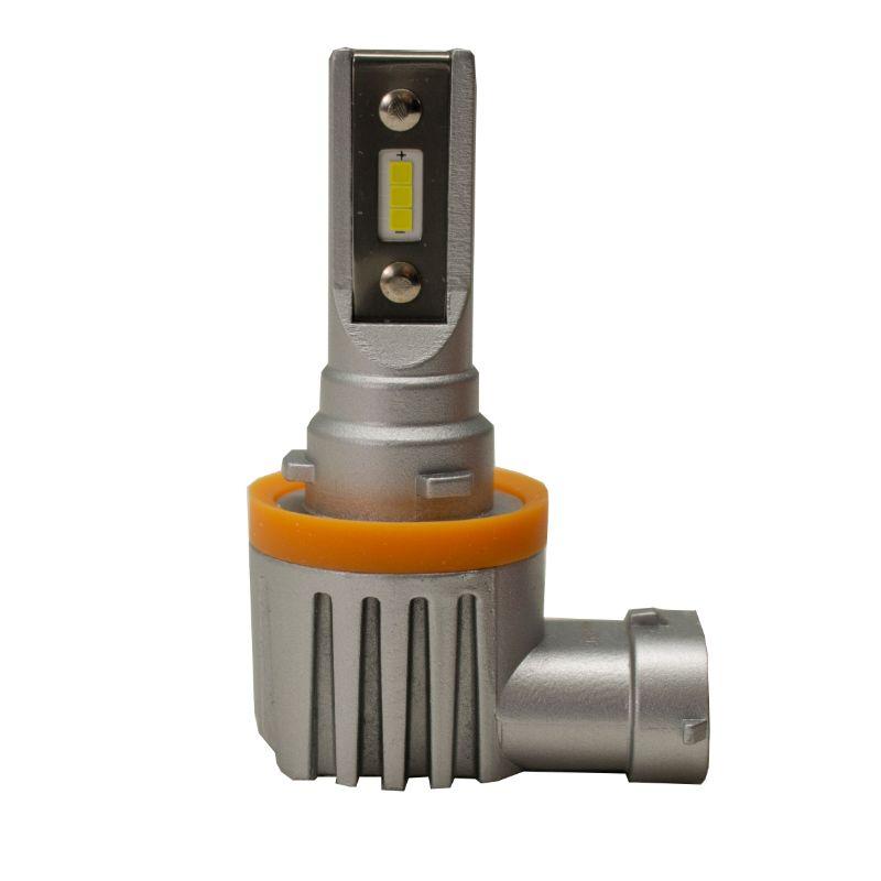 Race Sport Lighting RSPNPH8  H8 socket Series Plug N Play Super 1,900 LUX LED Replacement Bulbs