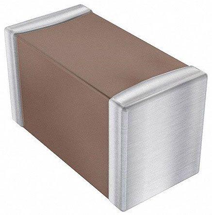 AVX 0603 (1608M) 1nF Multilayer Ceramic Capacitor MLCC 100V dc ±10% SMD 06031C102K4Z2A (100)