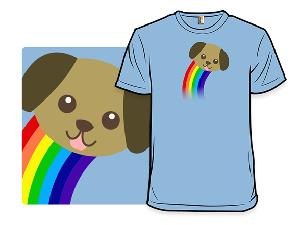 March Gladness Puppy T Shirt