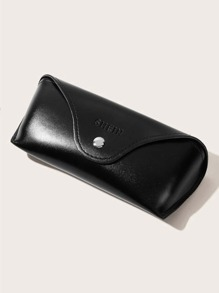 Square Shaped Sunglasses With Case