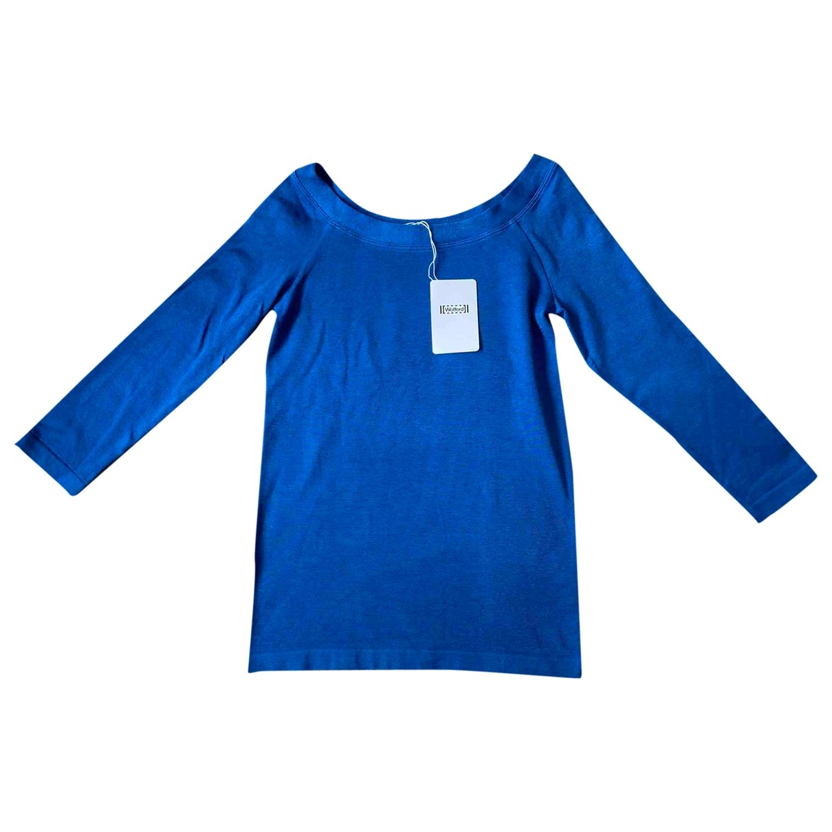 Wolford \N Blue  top for Women XS International