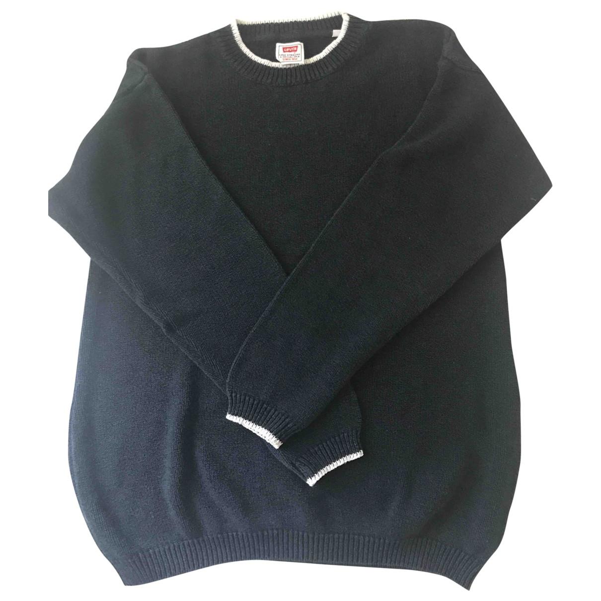 Levi's \N Blue Cotton Knitwear & Sweatshirts for Men L International