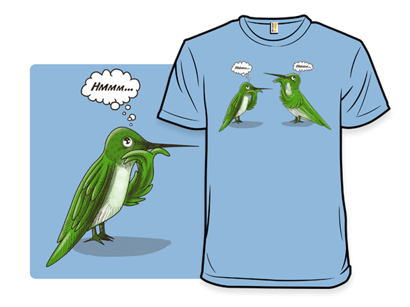Hmmming Birds T Shirt