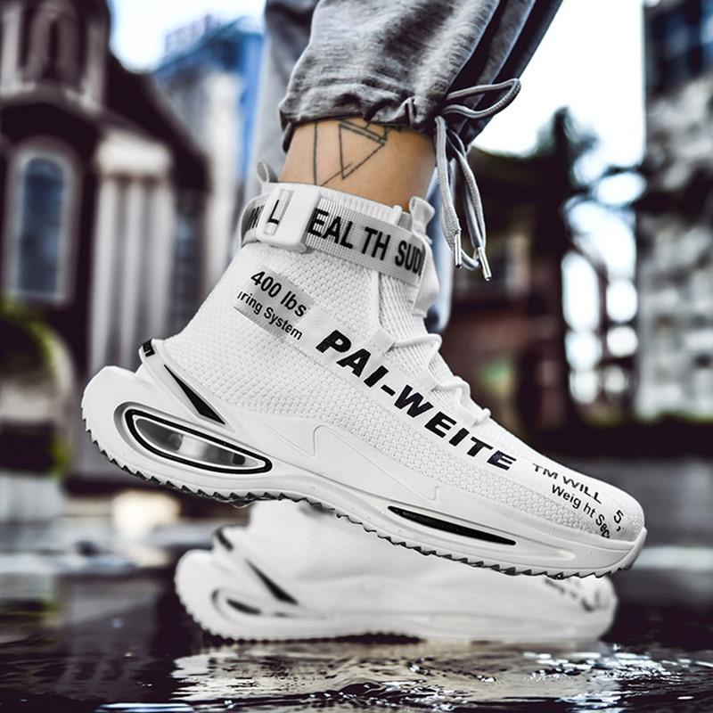 Ericdress High-Cut Upper Sports Mesh Sneakers