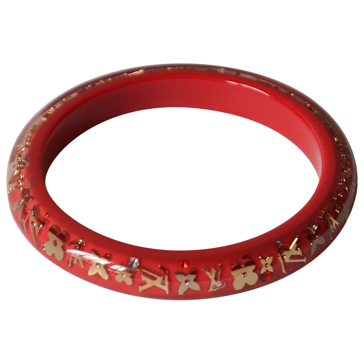 Louis Vuitton Inclusion Red bracelet for Women \N