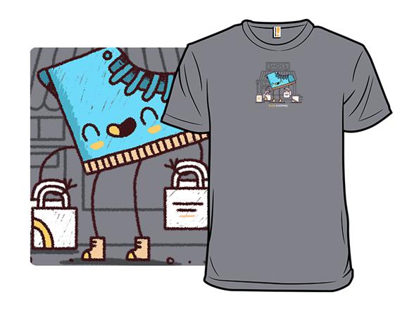 Shoe Shopping T Shirt