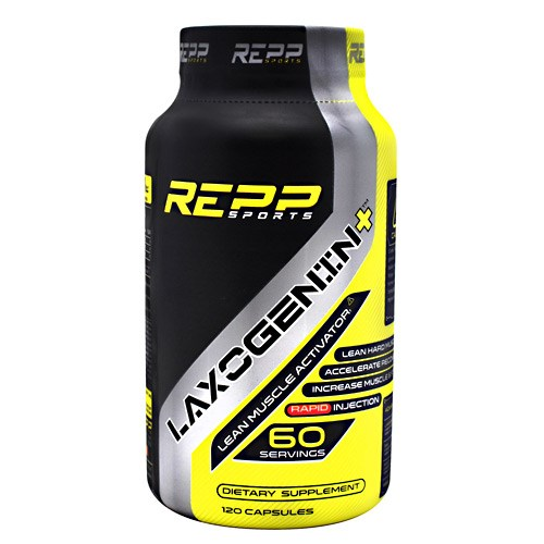 Laxogenin+ 120 Caps by Repp Sports