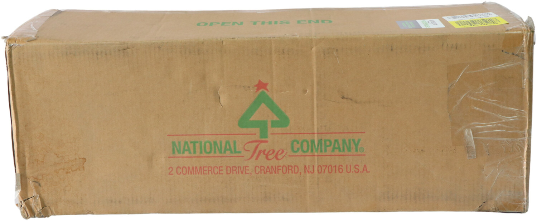 National Tree Company 36 Inch Fiber Optic Ice SZIX7-102L-36-1
