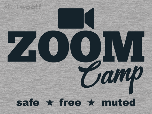 Camp Zoom T Shirt