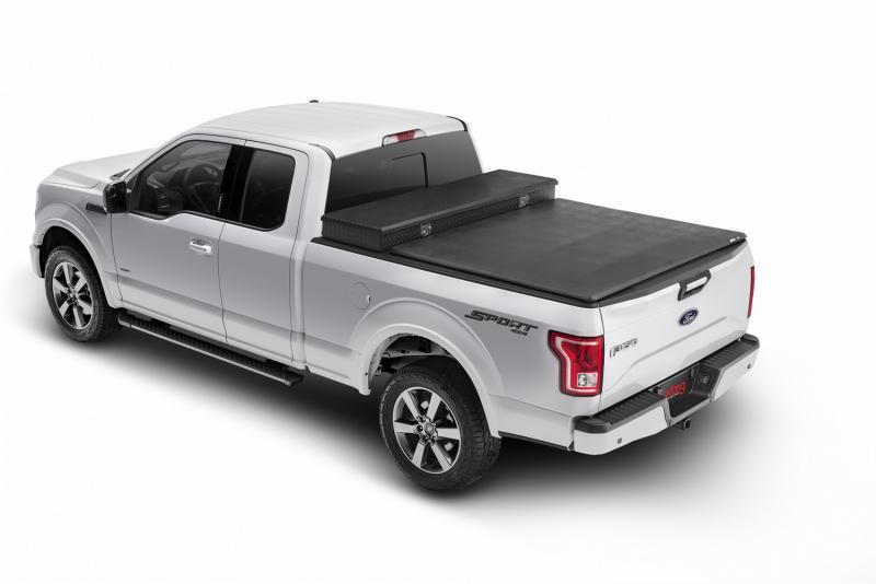 Extang 93725 Trifecta Toolbox 2.0 - 99-16 F250/350 8' Ford F-250 2015-2016