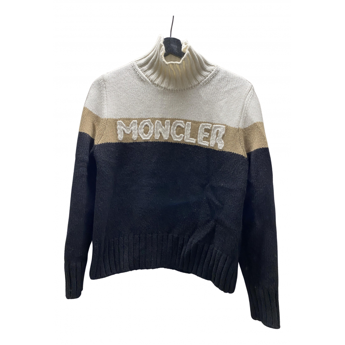 Moncler \N White Cashmere  top for Women 32 FR