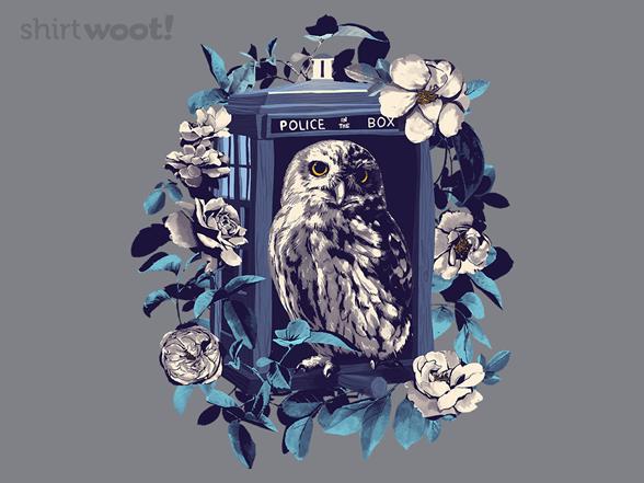 Dr. Hoot T Shirt